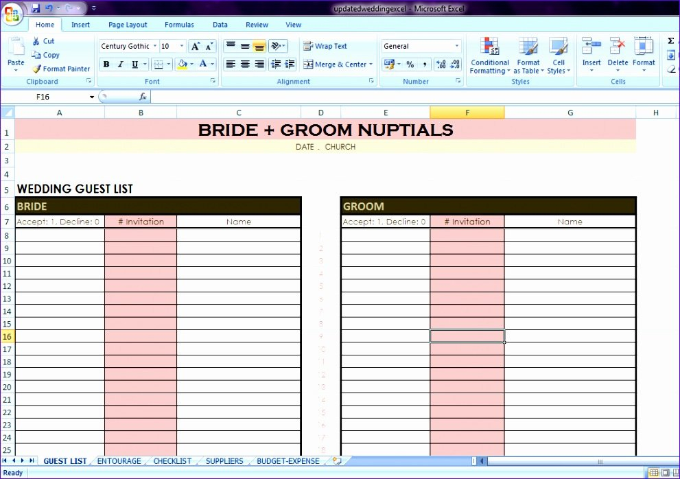 6 Day Planner Template Excel – Excel Templates – Excel Free Excel Booking Calendar Template