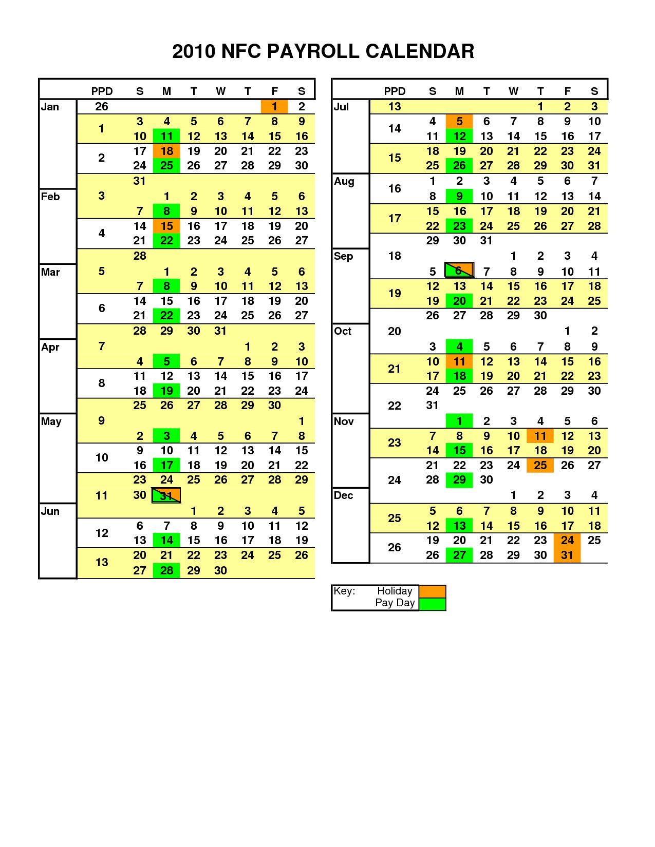 Adp Payroll Week 2015 Calendar | Calendar Template 2020 No Frills Printable Calendar