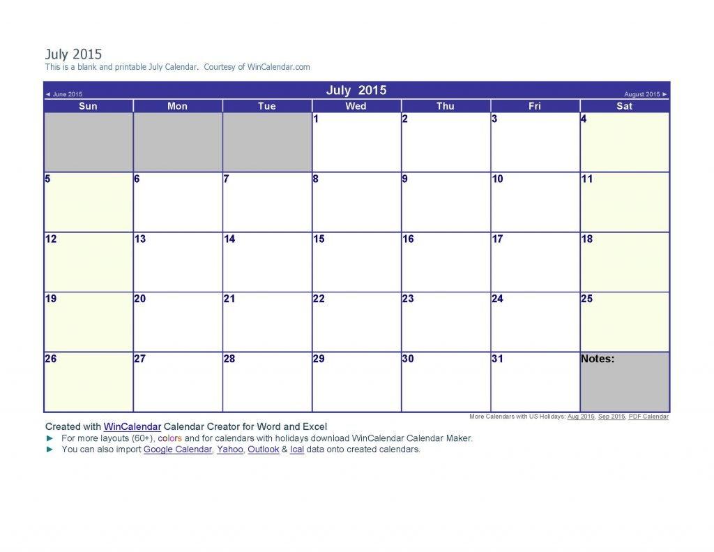 Blank Weekly Calendar Template – Pdf Format | E Database Where R My Blank Calendars