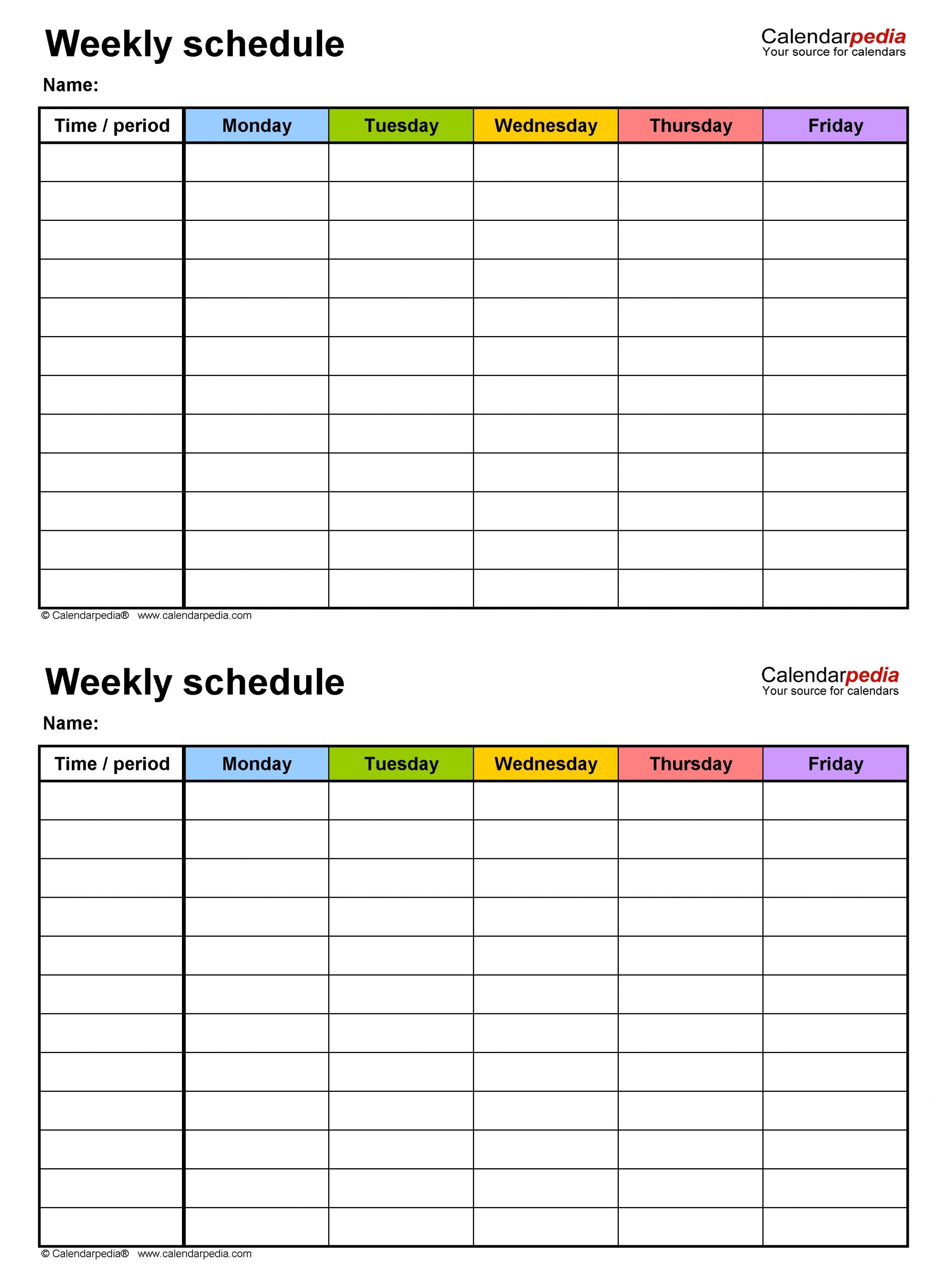 Calendar Week In Excel | Month Calendar Printable 8 Week Calendar Printable