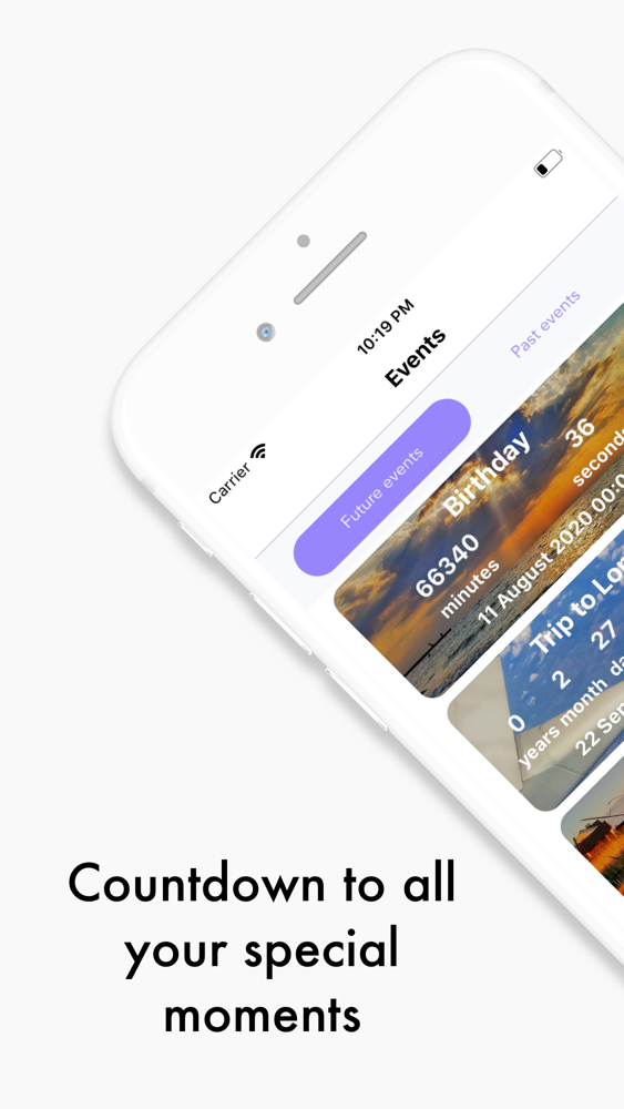 Countdown: Widget Calendar 365 App For Iphone – Free 365 Day Electronic Countdown Calendar