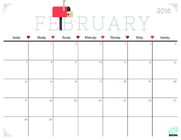 Decorate Calendar Template Free : Free Calendar Template 30 Day Plank Challenge Printable In Word