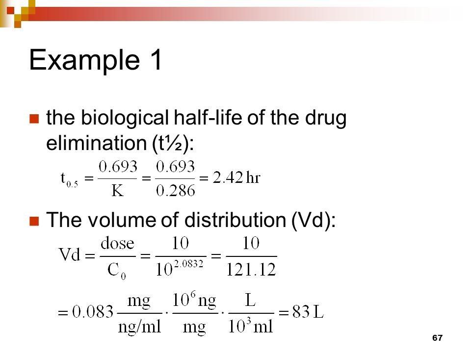Drug Half Life Formula Calculator – Math Formulas Open Med Expiration Date Calculator