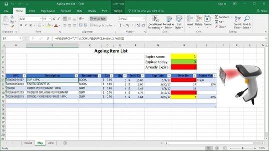 Expiration Data When To Reorder Template | Printable Printable 2020 Med Expiration Calendar