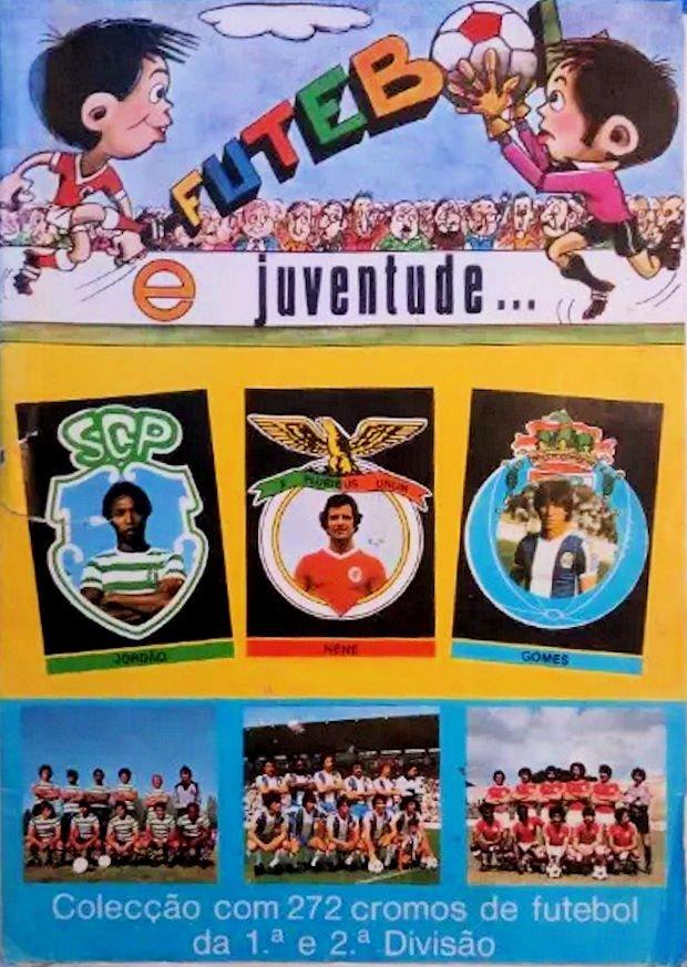 Football Cartophilic Info Exchange: Mabilgrafica (Portugal 81/2 X 11 Calenar Pages