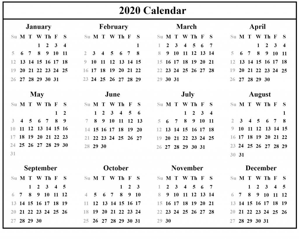 Free Australia 2020 Holidays Printable Calendar Templates Editable 12 Month Calendar