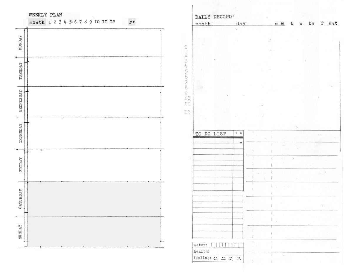 Free Daily 5.5 X 8.5 Daily Planner – Example Calendar Free 8.5 X 5.5 Printable Calendar