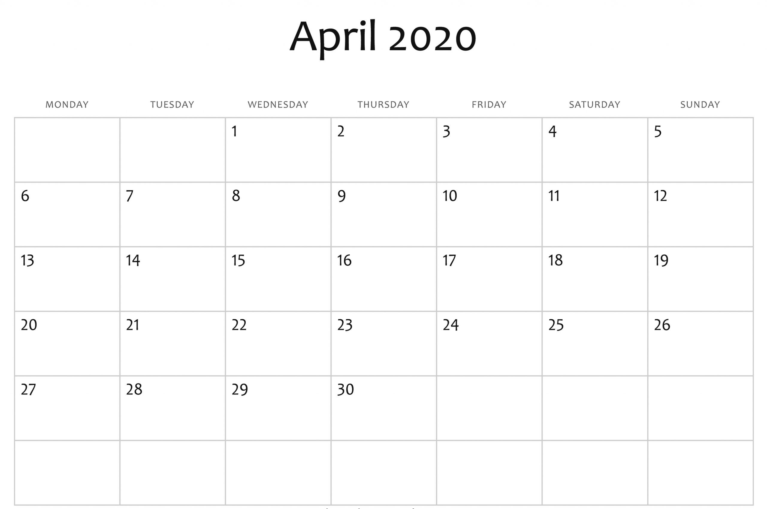 Free Free Printable Fill In Calendars   Get Your Calendar Calendar Fill In Pdf