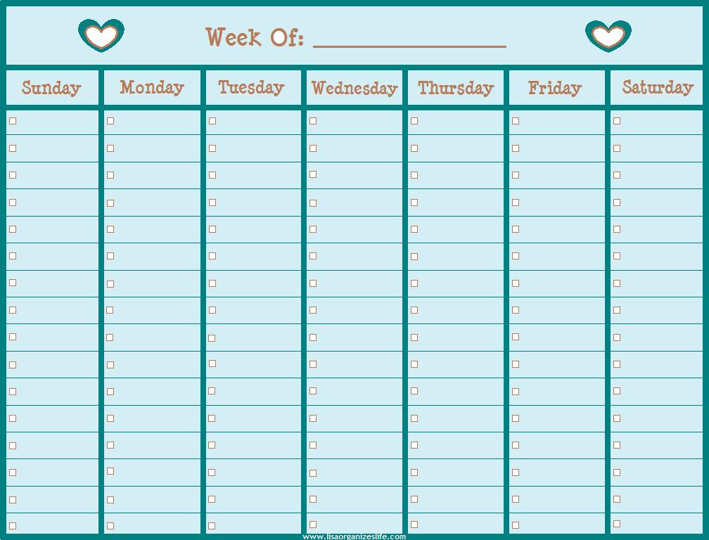 Free Printable Lined Monthly Calendar – Calendar Template 2021 Four Week Weekly Calendar Printable