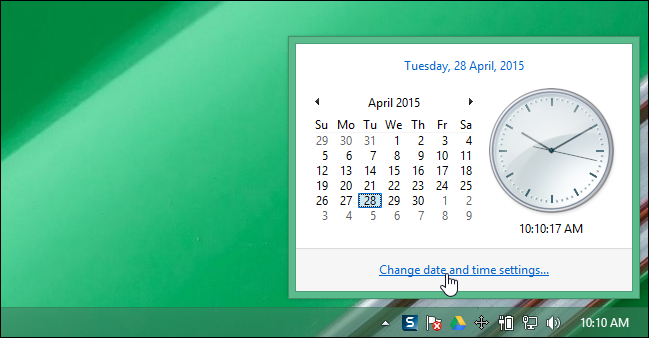 How To View Multiple Time Zones On The System Tray Clock Calendar I Can Modify