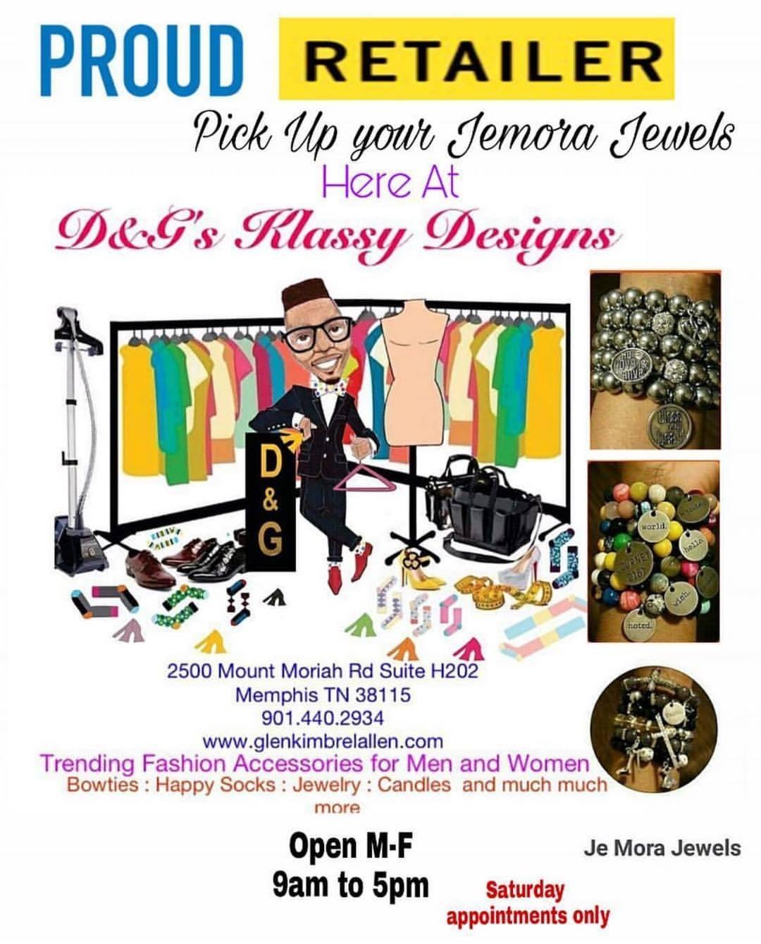 Jemora Jewels — Klass Is Always In Session At @Dgklassy Monday – Friday 9 5 Schedule