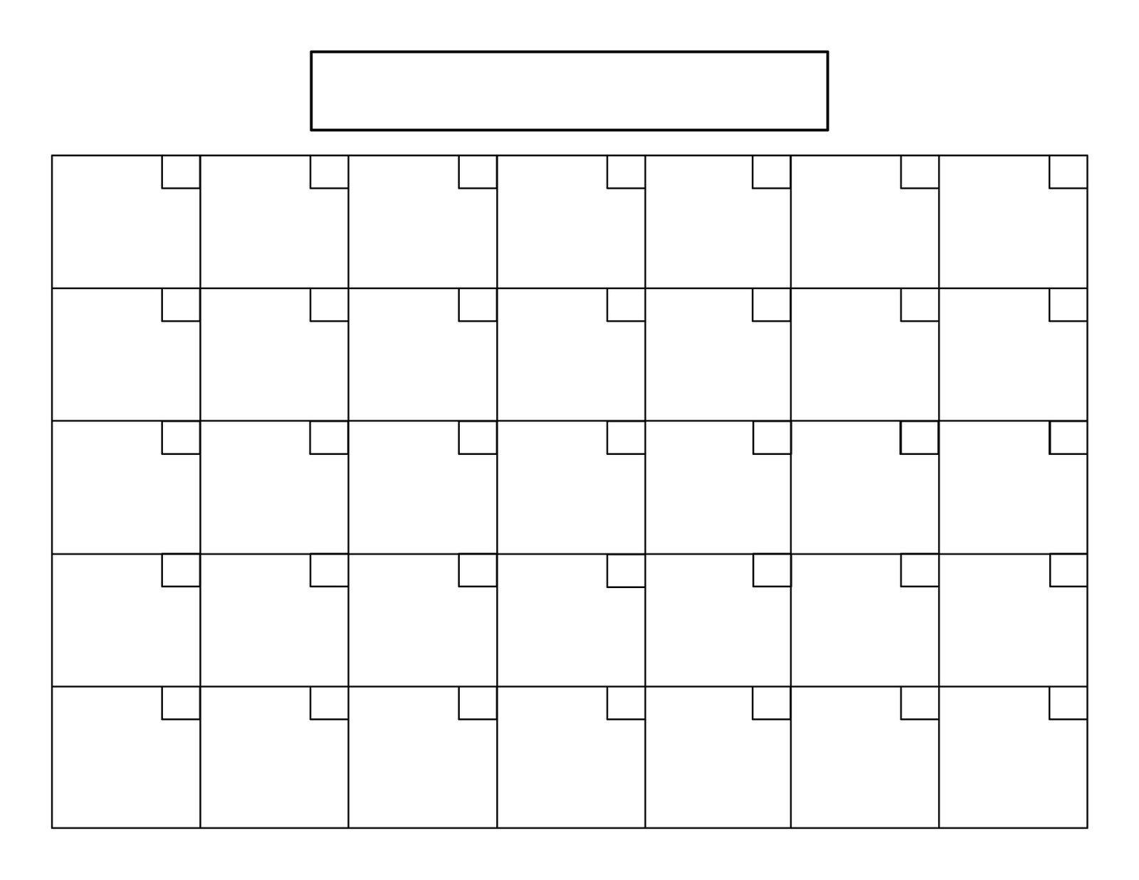 Jill Made It: Perpetual Calendar Tutorial 5 Ay Free Calendar