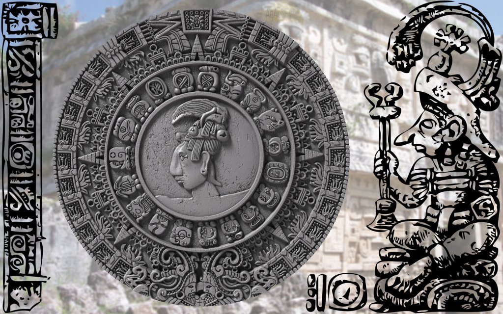 Last Day On Mayan Calendar – Calendar Template 2020 Print A Mayan Calendar
