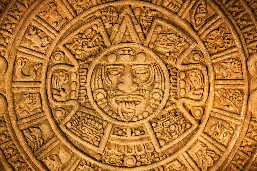 Mayan Calendar Found – Calendar Template 2021 Print A Mayan Calendar