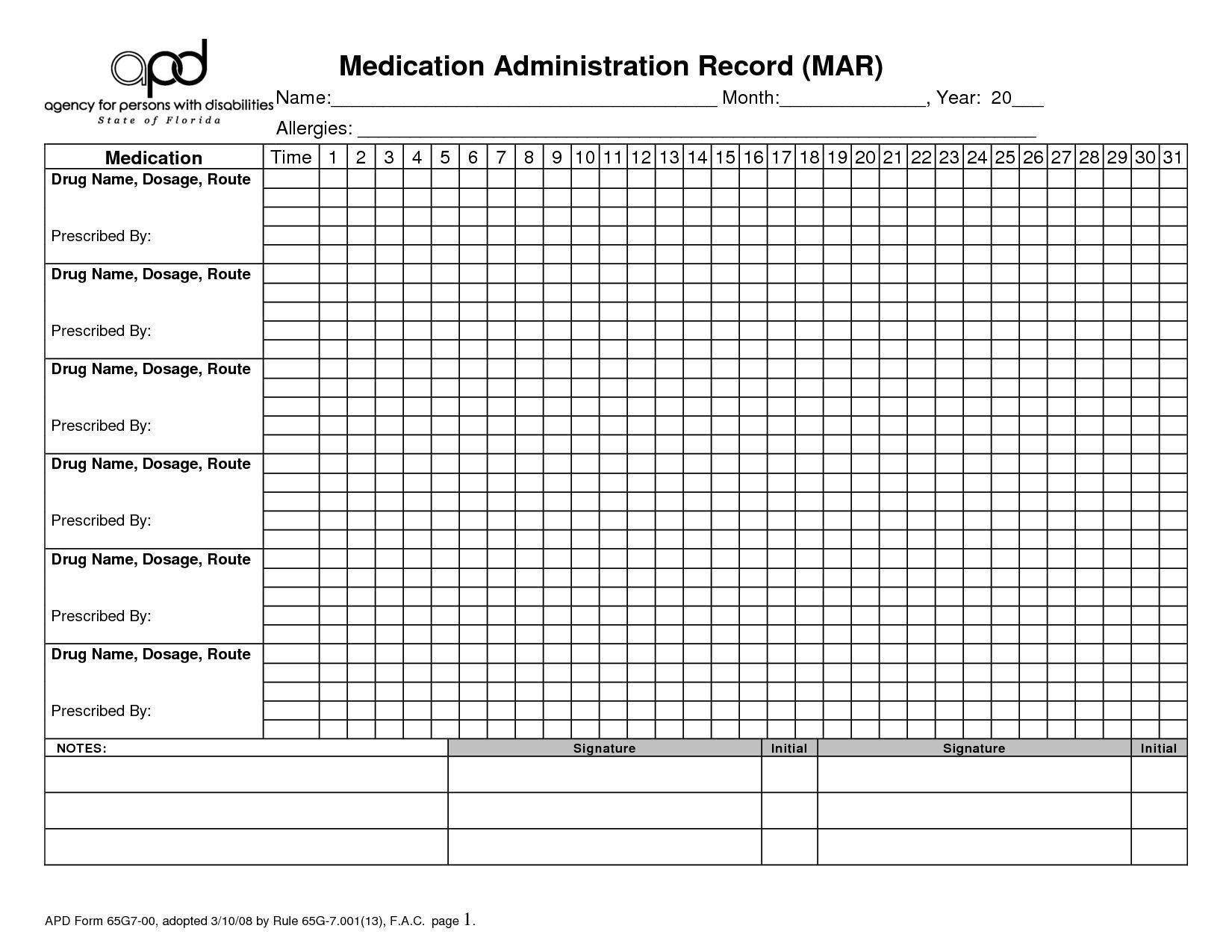Medication 28 Day Calendar Printable | Calendar Template 2021 28 Day Expiration Calender