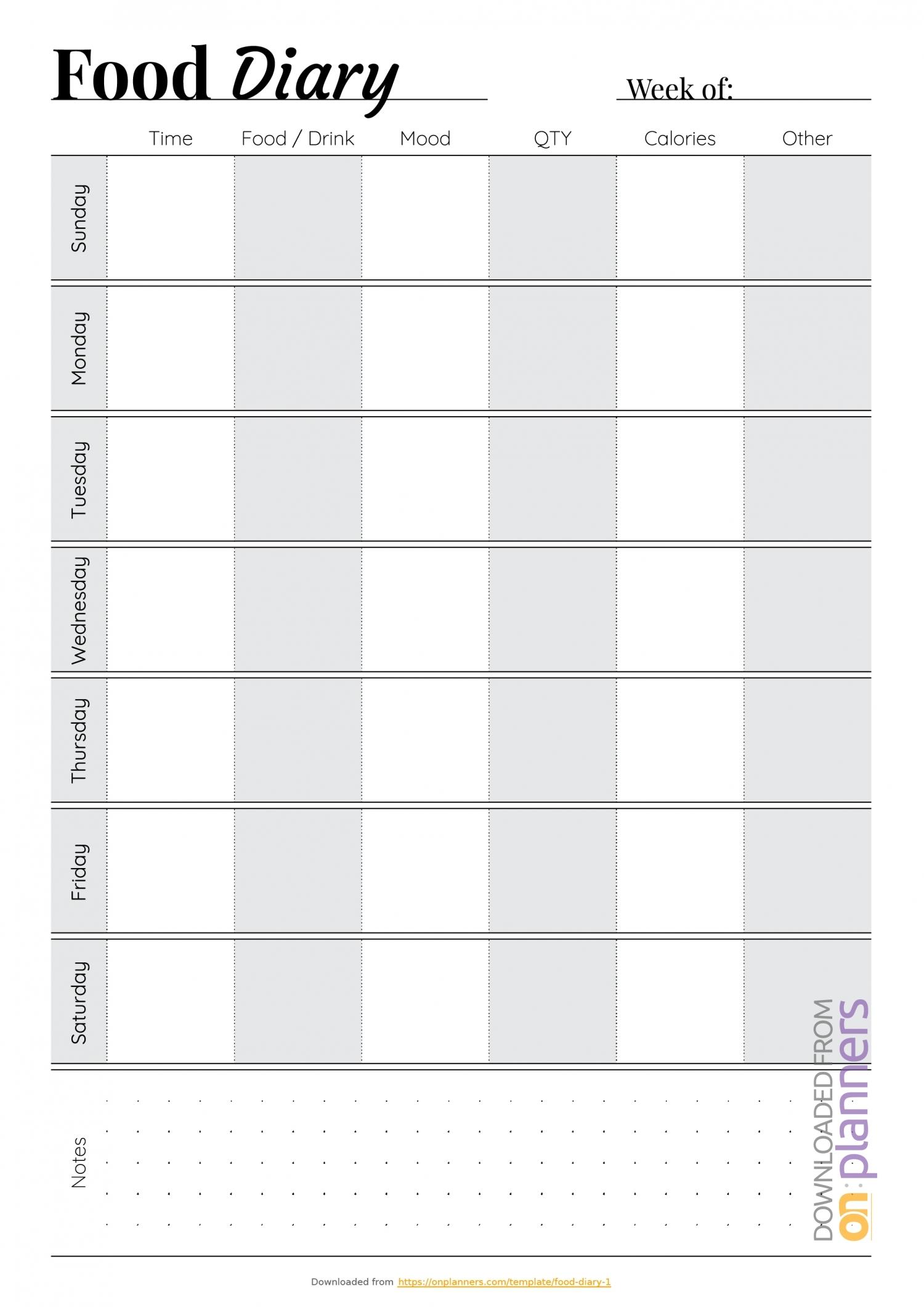 Monday Through Friday Calendar Pdf | Ten Free Printable Monday Friday Calandar With Lines Printable