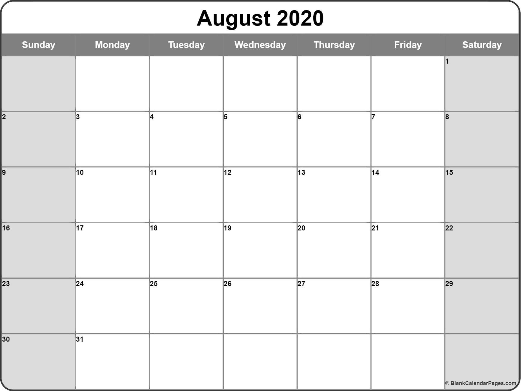 Monday Through Friday Monthly Calendar | Ten Free Monday Friday Calandar With Lines Printable