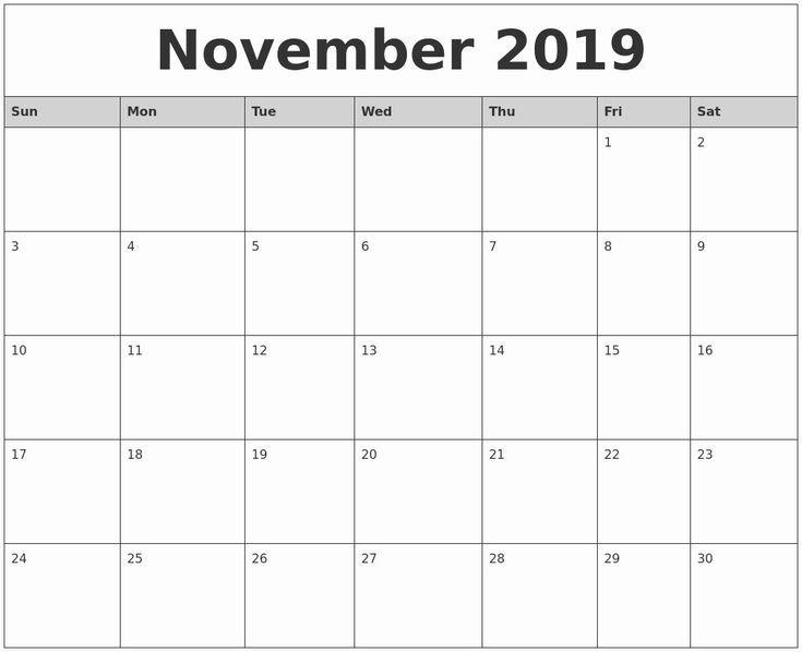 Monday Through Sunday Calendar Template Inspirational Monday Through Sunday Schedule Printable
