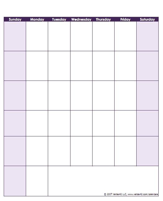 Monday Thru Sunday Calendar Graphics | Calendar Template 2020 Monday Through Sunday Schedule Printable