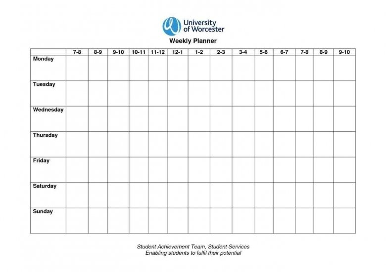 Monday Thru Sunday Calendars : Free Calendar Template Word Calendar Template Monday – Sunday