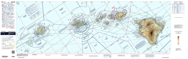 Navigational Charts :: Faa Aeronautical Charts Hawaiian Calendar Fishing And Planting