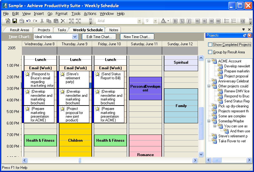 Personal Productivity Software – Get Things Done With Short Timer Calendar Download Free