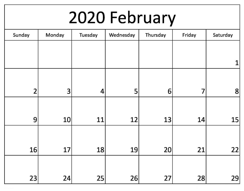 Pick Fill In Calendar 2020   Calendar Printables Free Blank Calendar Fill In Pdf