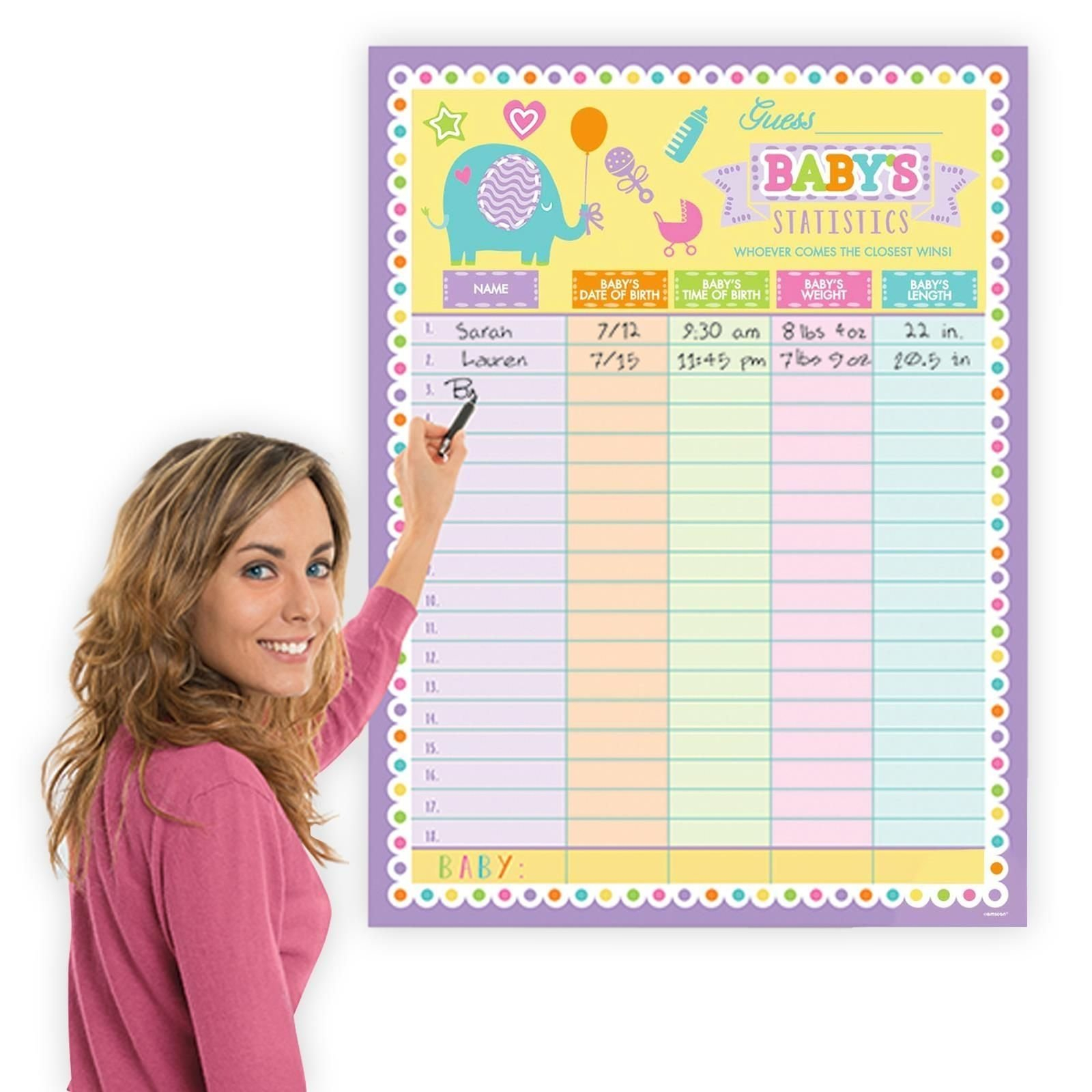 Pin On Calendar Example Baby Birth Date Guess Calender