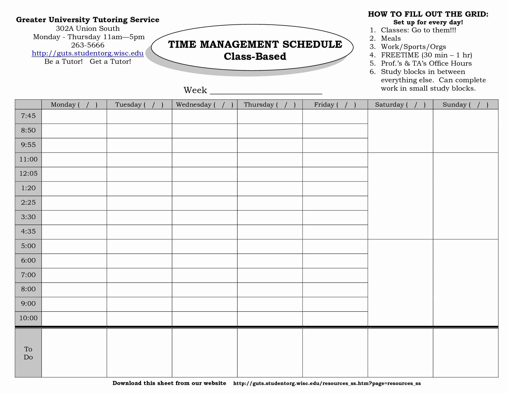 Pin On Powerpoint Templates Design Free Time Management Calendar