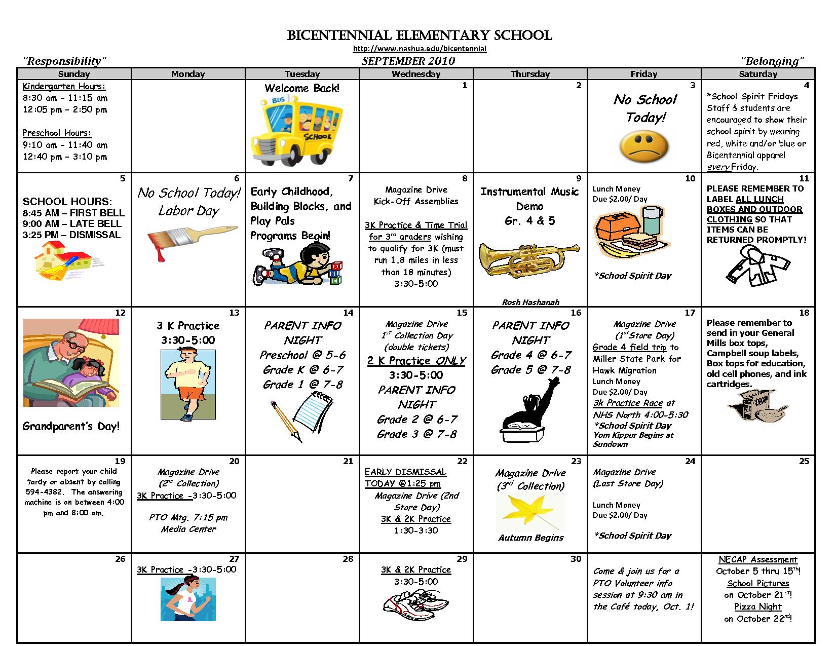 Preschool+Teacher+Calendar+Templates (With Images Free Calendar Templates For Teachers