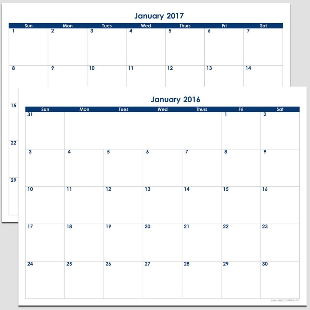 Printable 8 1/2 X 11 Printable Calendar : Free Calendar Free Printable 8 1/2 X 11 Calendar