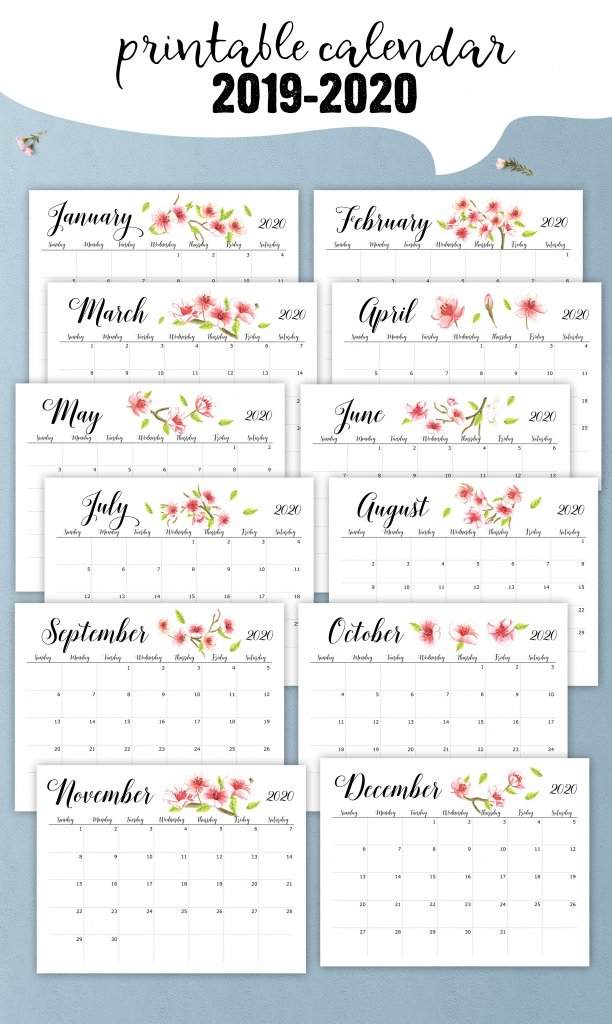 Printable Calendar Numbers To Download For Teachers Free Calendar Templates For Teachers