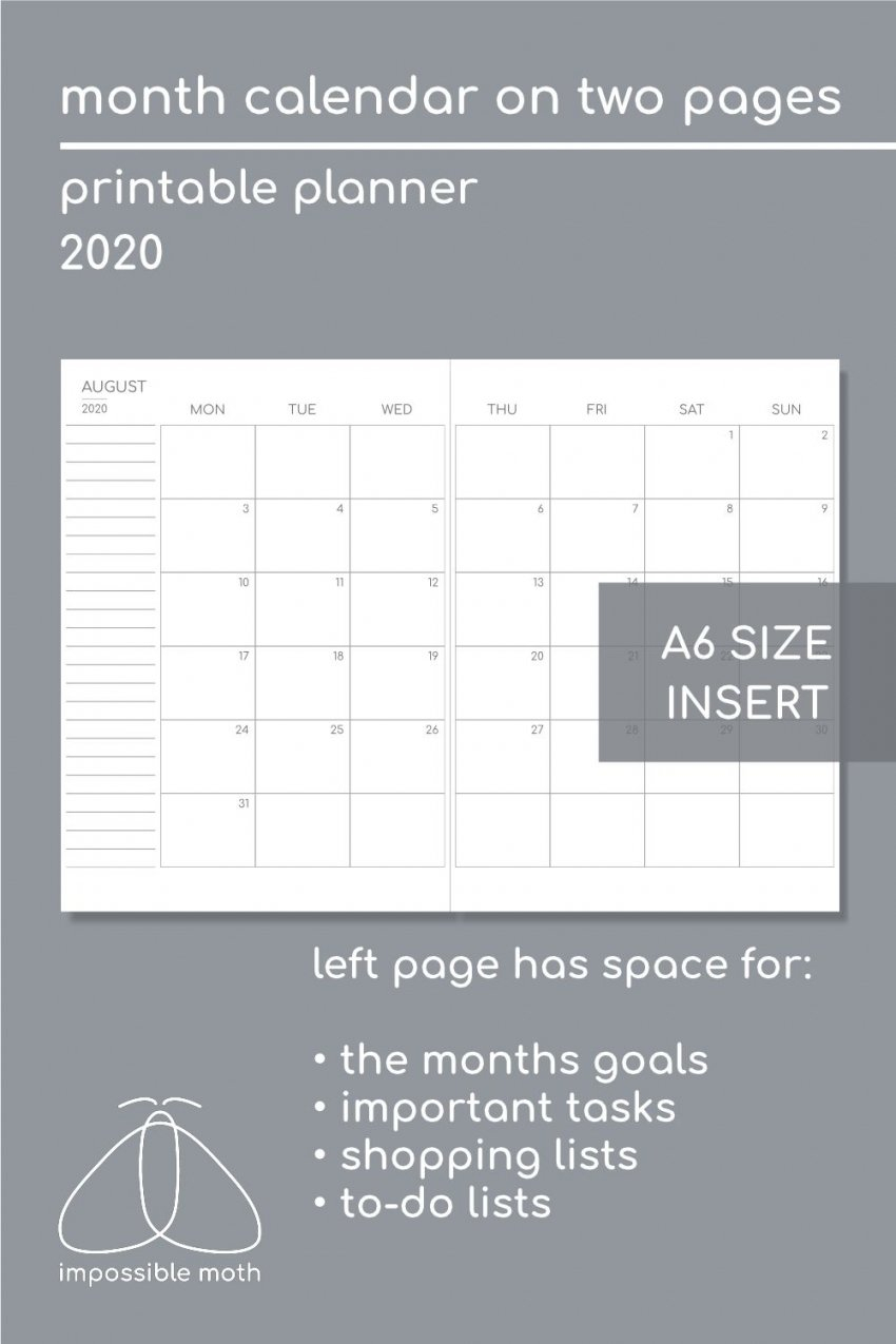 Printable Calendars With Lines | Ten Free Printable Free Lined Calendar Templates Printable