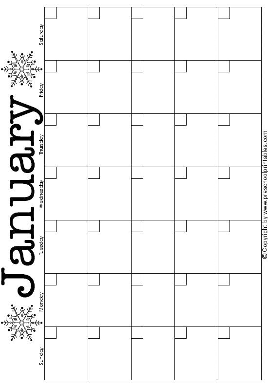 Printable Fill In Calendarmonth | Calendar Printables Printable Fill In Schedule