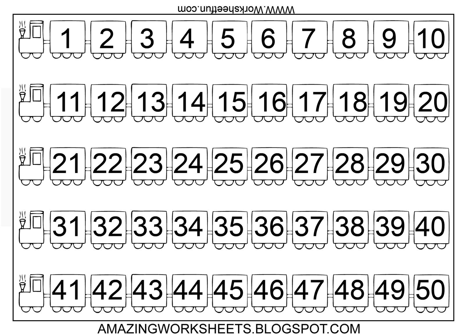 Printable Preschool Numbers 1 31 – Calendar Inspiration Design Printable Numbers 1 – 31