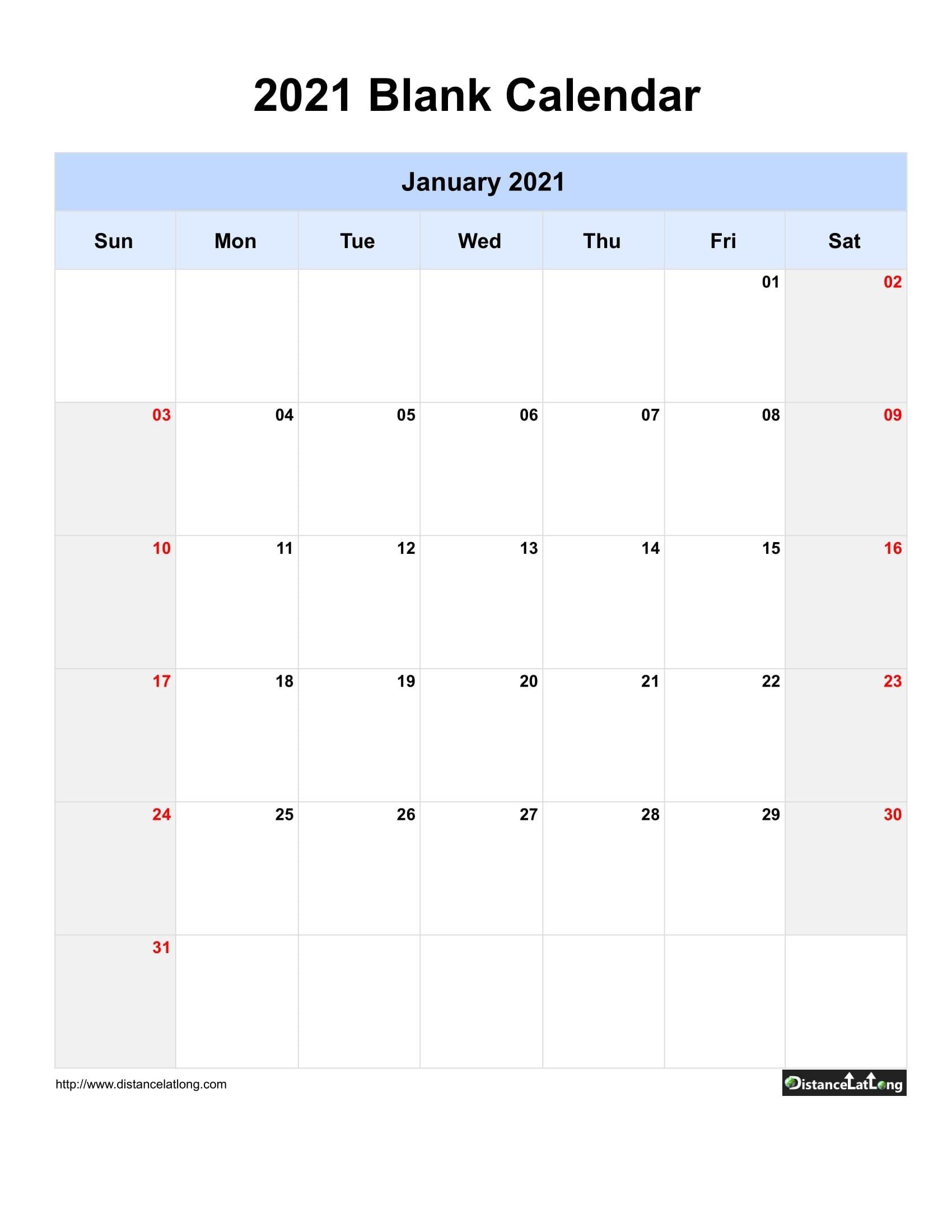 Printable Saturdays Of 201 And 2021   Ten Free Printable A One Week Calander