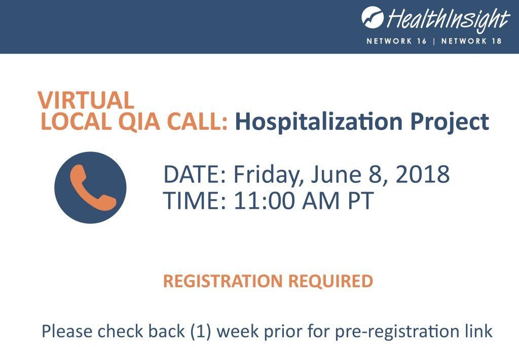 Qia Local Call  Hospitalization Project June On Call Calendar