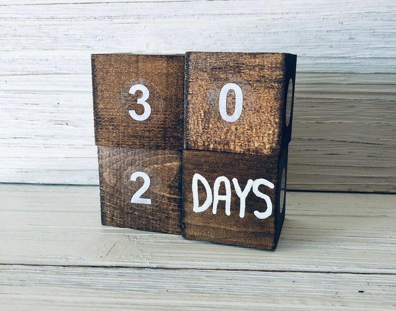 Retirement Countdown Calendar Travel Theme | Etsy Free Countdown Calendar For Retirement