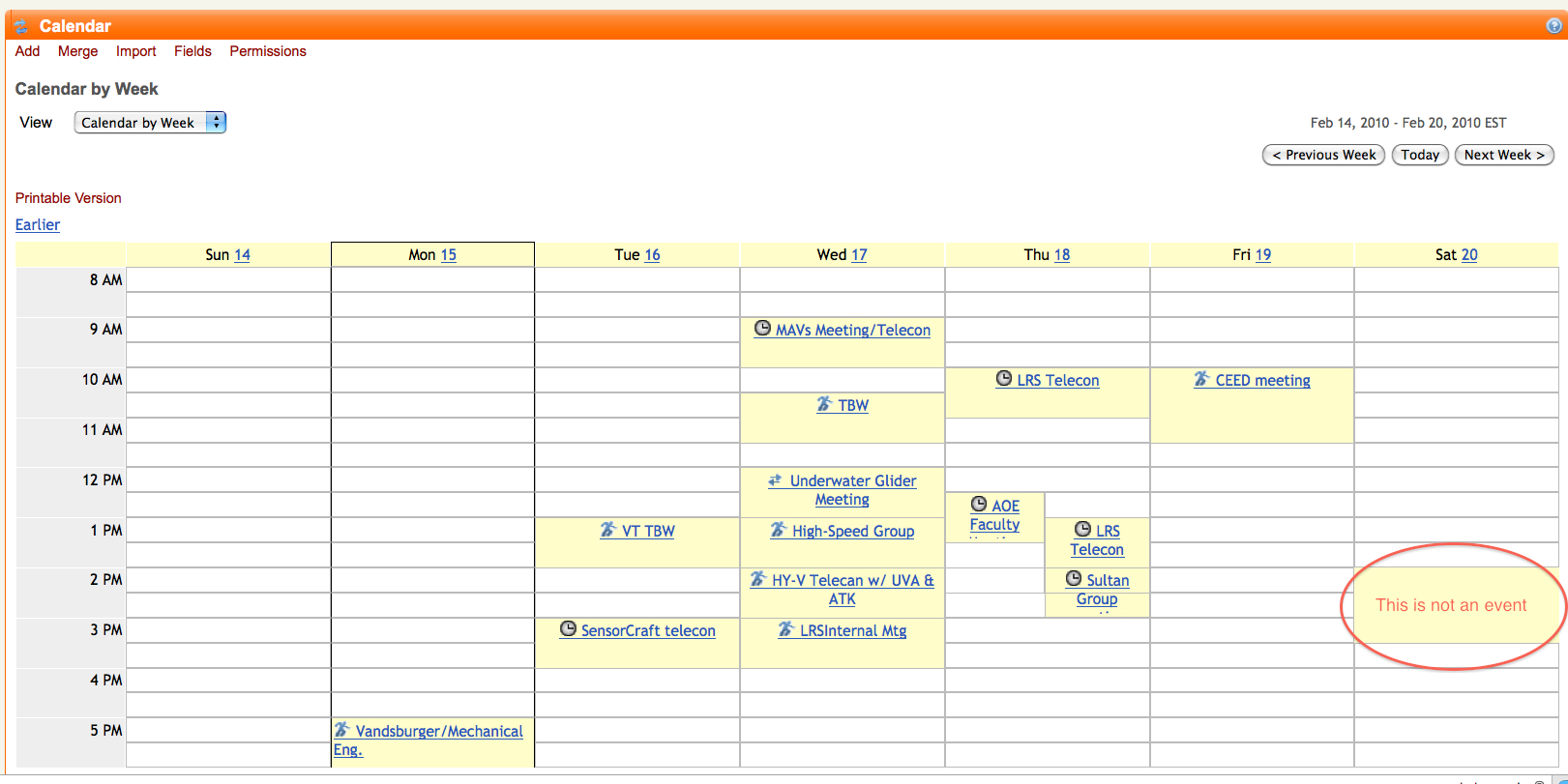[Sak 18034] Calendar Tool Creates Schedule Artifacts For Monthly Calednar To Schedule People Into Slots