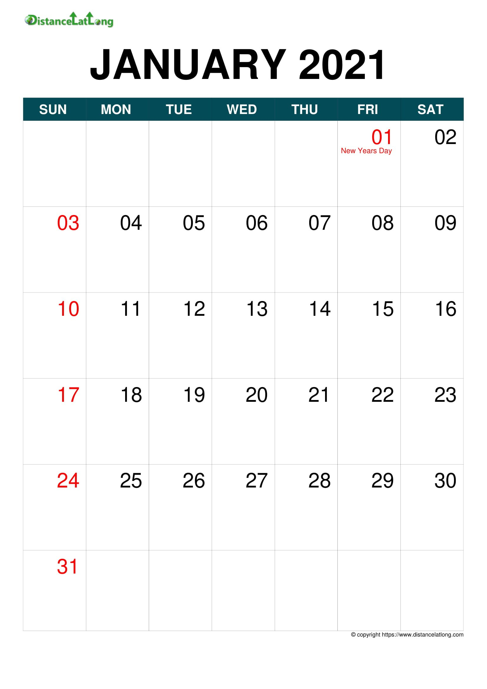 Sunday To Saturday Calendar 2021 Printable | Calendar Blank Calendar Free Edit Sunday Through Saturday