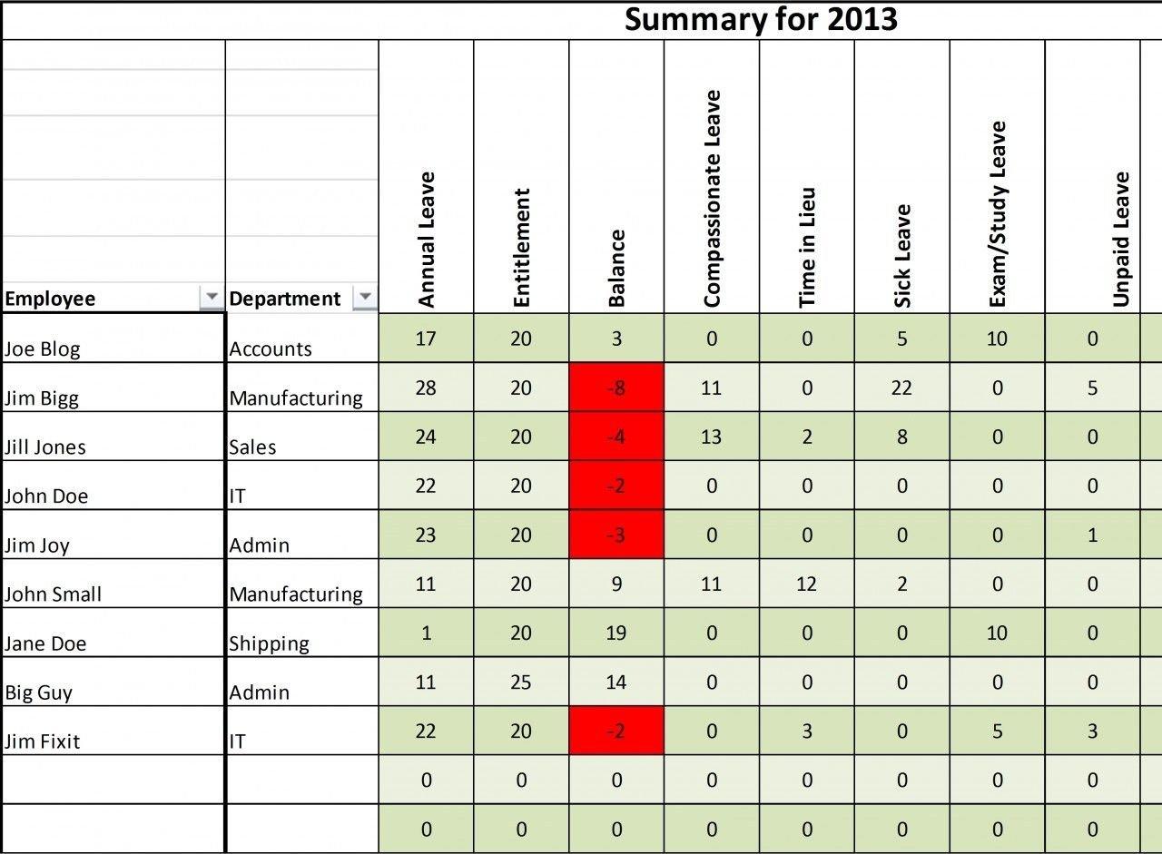 Team Leave Calendar Excel   Calendar For Planning Annual Hr Planning Calendar Excel