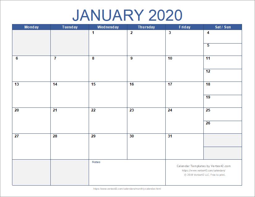 Weekly Fill In Calendar : Free Calendar Template Online Calendar To Fill In
