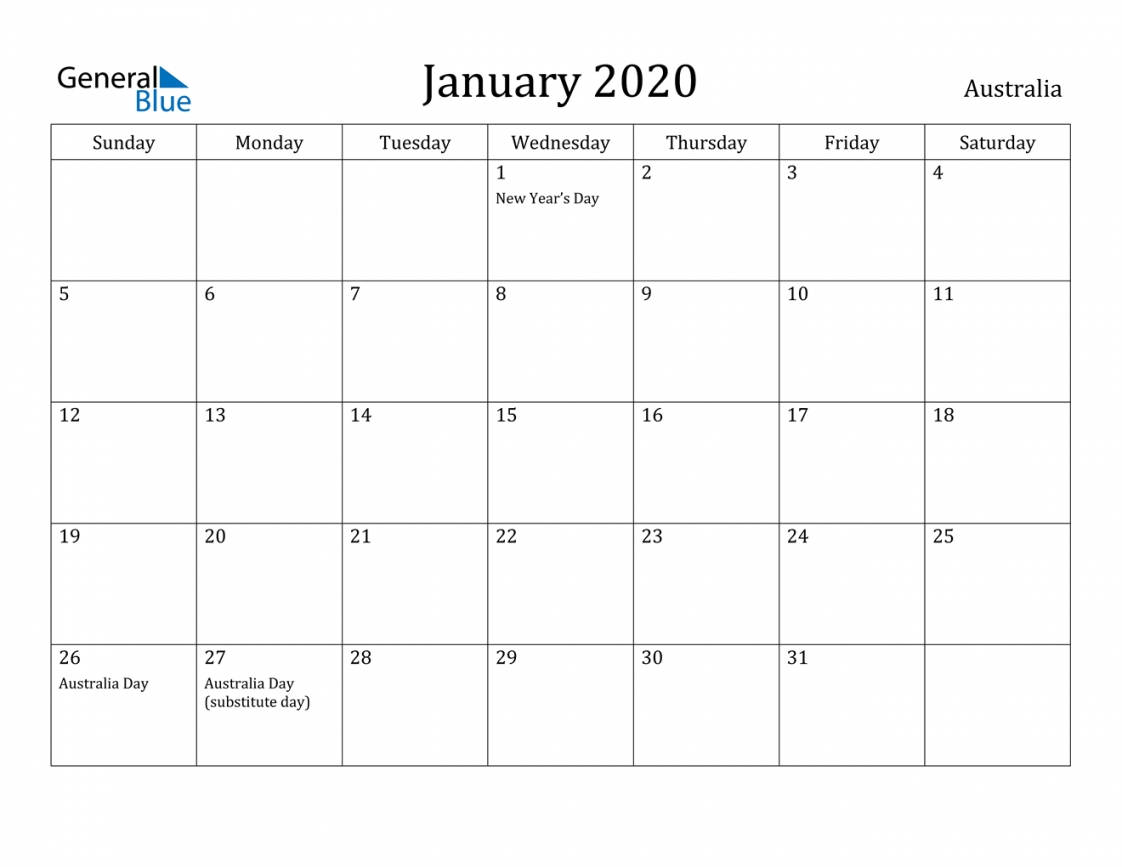 Free Printable Monthly Calendar 2021 Australia | Free Aol Free Printable Calendar