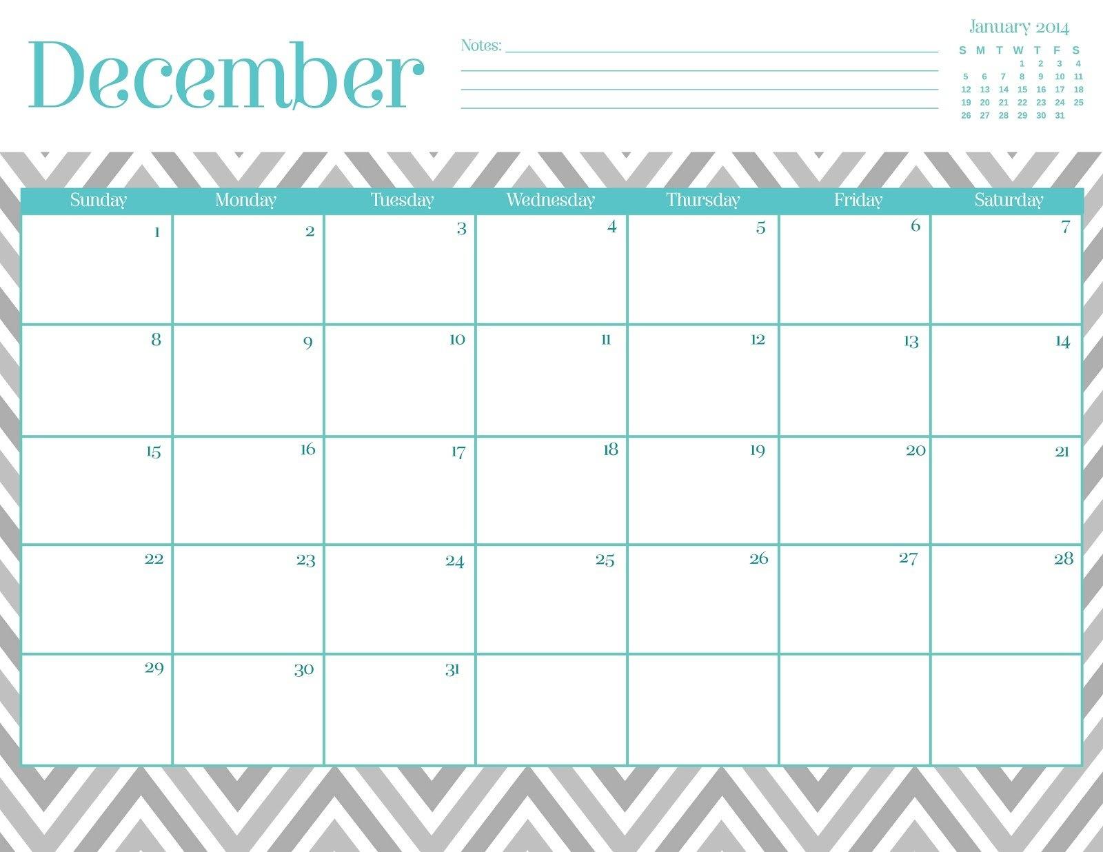 Oh So Lovely Blog: Free 2013 Chevron Calendar Aol Free Printable Calendar
